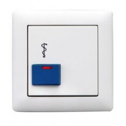 iCall 470 ST-D pulsador de llamada código azul