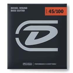 Dunlop Bass Nickel Wound DBN45100