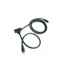 GONSIN 8P-T3 Cable tipo T, doble apantallado. 1,5 m + 1,2 m