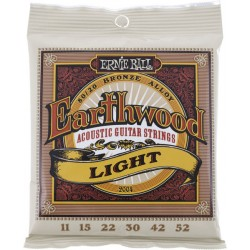 ERNIEBALL SET ACÚS EARTHWOOD BZ. LIGHT 11-52
