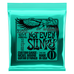 ERNIEBALL SET ELÉCT. NOT EVEN SLINKY 2626