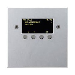 ICALL290IP-OD Terminal IP de control sin audio, con pantalla