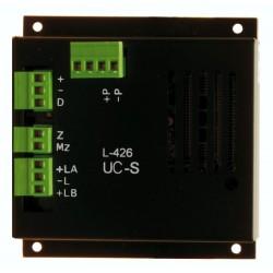 OPTIMUS UC-S Unidad control remoto 4 zonas