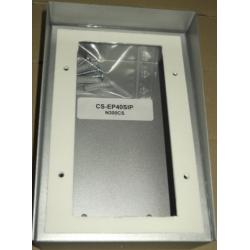 OPTIMUS CS-EP Caja de superficie metálica