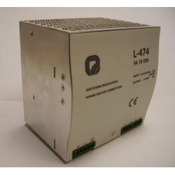 OPTIMUS FA-10DIN Fuente alimentación 24V CC