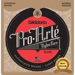 Cuerda guitarra clásica D'Addario EJ45