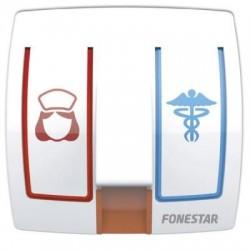 Fonestar ASSIST-IP1200CBLUE Pulsador código azul