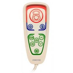 Fonestar ASSIST-IP1200HTV pulsador control de TV.