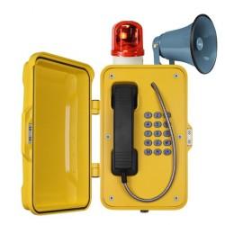 J&R JR101-FK-HB-SIP Teléfono resistente a la intemperie