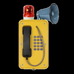 J&R JR103-FK-HB-SIP Teléfono con Auricular, teclado, baliza
