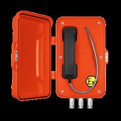 J&R JREX101-CB-SIP Teléfono industrial prueba de explosión