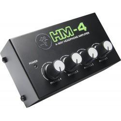 Mackie HM-4 Amplificador de Auriculares