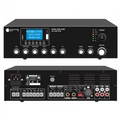 Amplificador sobremesa AS-0601FM C.A 60W