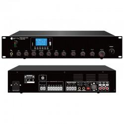 Amplificador C.A A-5001FM 500W