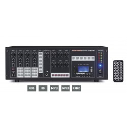 Amplificador multizona Fonestar MAZ-6600RU