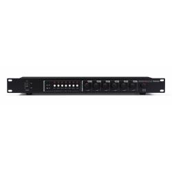 Fonestar MX-875-SR Mezclador para micrófonos