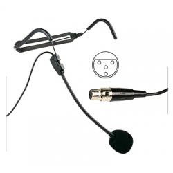 Fonestar FDM-621MC Micrófono de diadema
