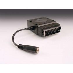 Adaptador euroconector Avalva 0280