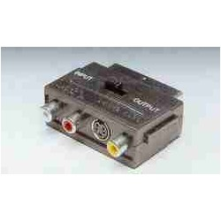 Adaptador euroconector Avalva 0282