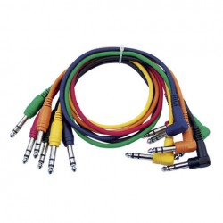 Cable Patch 6 colores 60 cm