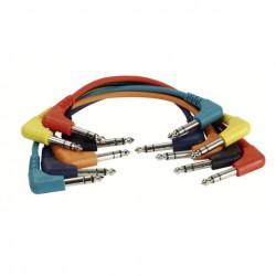 Cable Patch 6 colores 90 cm