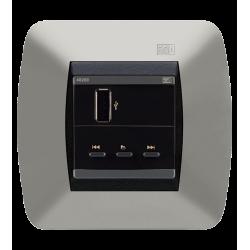 EGI 40200 Minicentral de audio