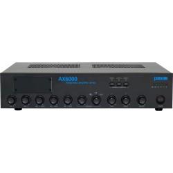 Amplificador mezclador EGI AX6120