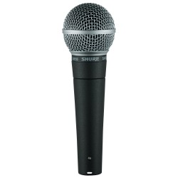 SHURE SM58 LCE micrófono vocal