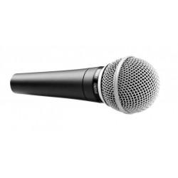 Micrófono dinámico, cardioide (unidireccional).